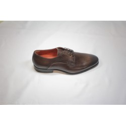 Chaussure Flecs marrons